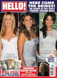 Issue 1273: Here come the brides!