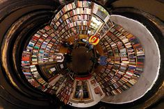 9 Awe-Inspiring Bookstores Around the World: Shakespeare and Company in Paris, France