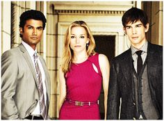 Covert Affairs...discovered this on hols too  :D