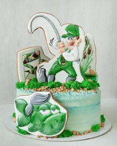 31 отметок «Нравится», 4 комментариев — Мой сладкий мирок (@sweets_ksenya) в Instagram: «Наконец-то свершилось! Почти 3 месяца я с нетерпением ждала повода для этого торта! Еще в начале…»