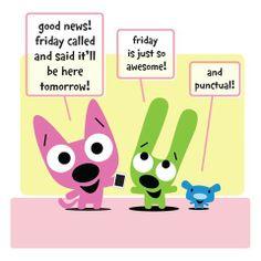 Happy Thursday! :)