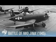 Fierce Fighting Footage from the Battle of Iwo Jima Sands Of Iwo Jima, Battle Of Iwo Jima, Korean War, Wwii, Fighter Jets, Bowls, The Incredibles, Skirts, Youtube
