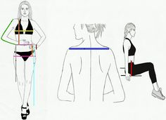aprenda a tirar medidas do corpo corretamente