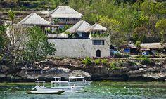 Villa Biru | 4 bedrooms | Nusa Lembongan #biru #villa #beach #ocean #bali