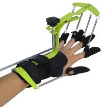 Hand PHYSIOTHERAPY REHABILITATION Training Equipment Dynamic Wrist finger Orthos