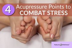 6 Acupressure Points to Combat Stress