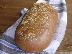 Chleb pszenny – przepis podstawowy  |   Moja piekarnia Gluten, Bread, Food, Brot, Essen, Baking, Meals, Breads, Buns
