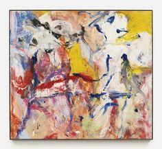 Willem de Kooning, Untitled on ArtStack #willem-de-kooning #art