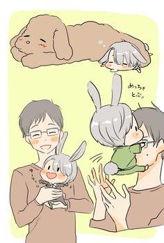 Yuri and Victor // YoI
