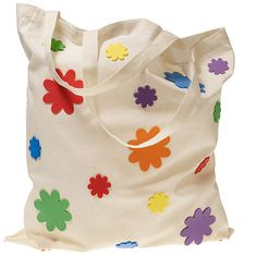 Flowery Bag | Craft Ideas & Inspirational Projects | Hobbycraft