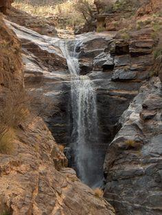 7 Falls, Sabino Canyon, Tucson, AZ