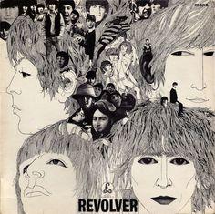 The Beatles - Revolver Parlophone PMC 7009 - Enregistré d'avril à juin 1966 - Sortie le 5 août 1966 Note: 10/10