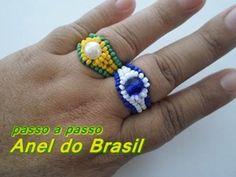 "NM Bijoux -""Serie Brasil"" - Chaveiro Camisa 10 - YouTube"