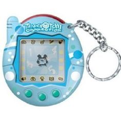 Tamagotchi Connection: Version 3 - Sky Blue Circles (Toy)  http://www.amazon.com/dp/B000EHQXIM/?tag=thetokonl-20  B000EHQXIM