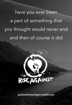 Rise Against – Everchanging