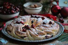 Cranberry-X-Mas-Cake & 5 Tipps für den perfekten Hefeteig