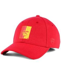 Top of the World Pittsburg State Gorillas Class Stretch Cap - Red M/L
