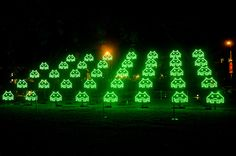 Green Invaders
