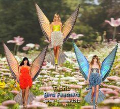 ~Flying Bird~  Christian Siriano Spring Summer 2012 Fashion