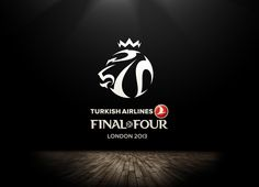 Οι Designers United σχεδιάζουν το έμβλημα του final four του Λονδίνου
