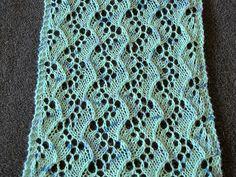 Free Pattern:: Enja's scarf/stole by Åsa