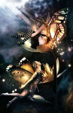 Dusk 2 Dark Fairies...