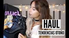 HAUL TRY-ON Tendencias Otoño: Zara, H&M, SheIn... // Trendencies TV. Youtube Video