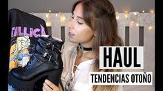 HAUL TRY-ON Tendencias Otoño: Zara, H&M, SheIn... // Trendencies TV. Youtube Video