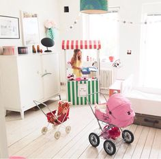 Cool idea for kids room.