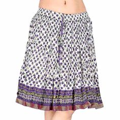 Order Short Skirt from Mirraw.com in lowest cost.