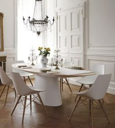 contemporary dinning