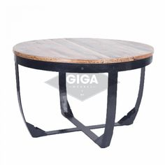 Salontafel Industrieel Botenhout Zwart Big Sweet Home, Table, Furniture, Home Decor, Decorations, Ideas, Lounge Chairs, Homemade Home Decor, House Beautiful
