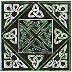 Govan Knot, Celtic Block Patterns by Celtic Crossworks