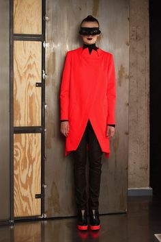 Lookbook AW2012/13 Praying Mantis, Contemporary Fashion, Fashion Labels, Normcore, Blouse, Long Sleeve, Sleeves, Tops, Design