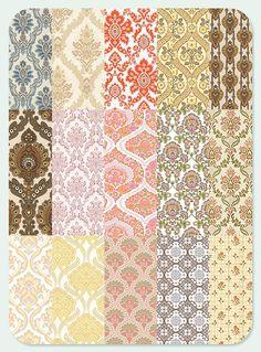 Free Patterns: Wallpaper Patterns | Znow