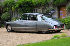 Citroen DS Pallas 1972 www.ds21.co.uk