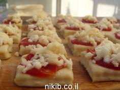 חטיפי פיצה / צילום : ניקי ב