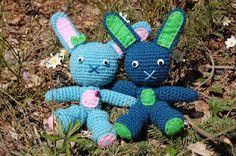 Wonderful bunnies by Sandra :)
