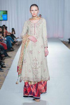 Pakistan Fashion Week in London