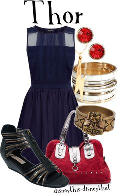 """""""Thor"""" by disneythis-disneythat on Polyvore"""