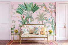 Bold ways to use color in your home