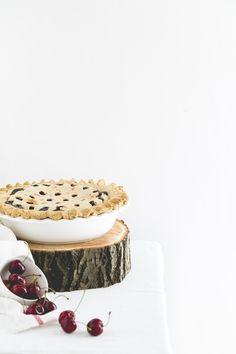 Cherry Pie   Oggi Pane E Salame, Domani..., June 2014 [Original recipe in Italian]