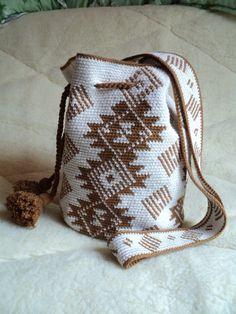 Wayuu Mochila Bag handmade Boho Bags Hippie от SchastlyvaTorba