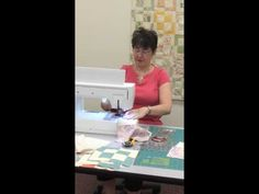 Easy Layer Cake Quilt (2nd) called Switch from quiltfabric.com - YouTube