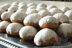 Without sugar, without flour and especially prepared in just 10 minutes - Wurst Cold Dishes, Holiday Cookies, Nutella, Cookie Recipes, Gingerbread, Sweet Tooth, Food And Drink, Baking, Donuts