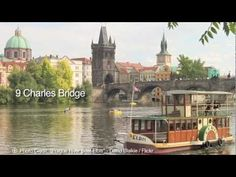 10 Attractions in Prague ― Old Town; Charles Bridge; Sedlec Ossuary; Strahov Monastery; Jewish Quarter; Wencestas Square; Petrin Hill; Wallenstein Garden; Mala Strana; Prague Castle