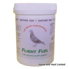 GEM Flight Fuel Supplement 300g Improve endurance performance in racing birds with this new energy chain…