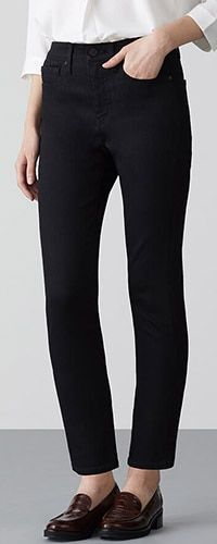Shop the full range of women's Jeans from UNIQLO, including wide leg, ankle length, cigarette and boyfriend styles. Women's Jeans, Skinny Jeans, Boyfriend Style, Uniqlo, Ankle Length, Black Jeans, Legs, Fitness, Pants