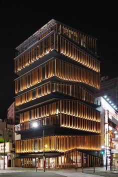 Asakusa Culture Tourist Information Center, Japan