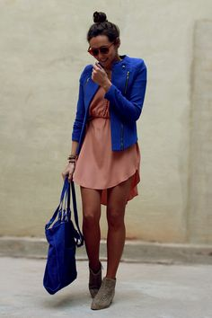 Blue Jacket <3